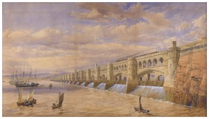 Plan for Severn Barrage