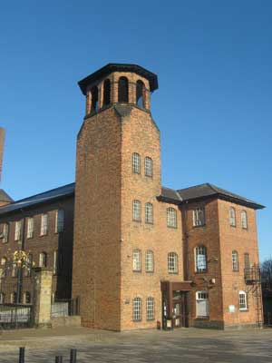 The Silk Mill Museum