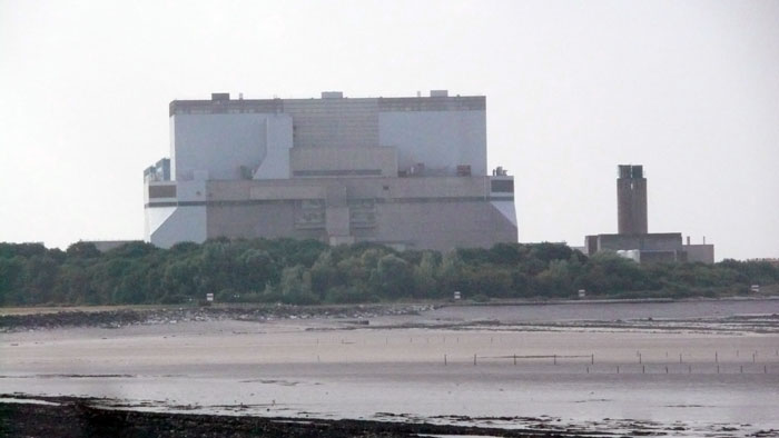 Hinkley B Nuclear Power Station