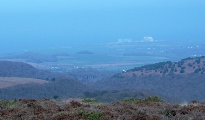 Hinkley Point power station