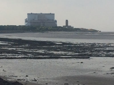 Hinkley B nuclear powerstation